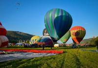 Hőlégballon Parádé